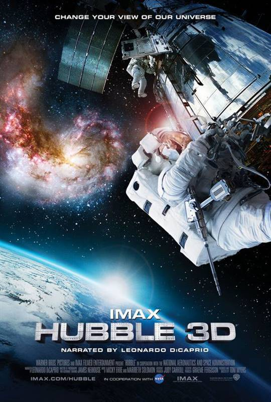 IMAX: Hubble Large Poster