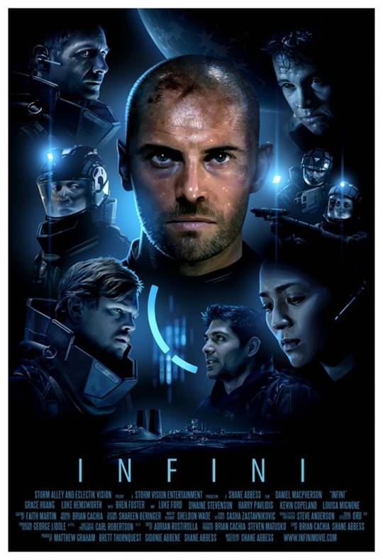 Infini Large Poster