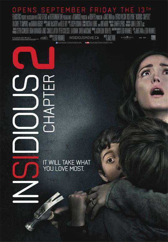 Insidious: Chapter 2 Large Poster