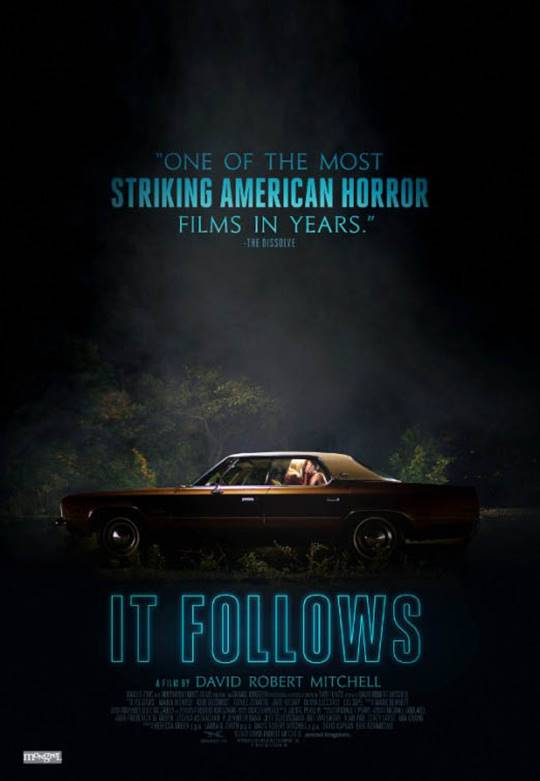It Follows Large Poster