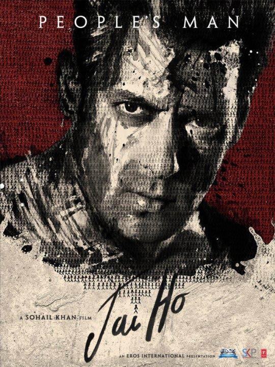 Jai Ho Large Poster