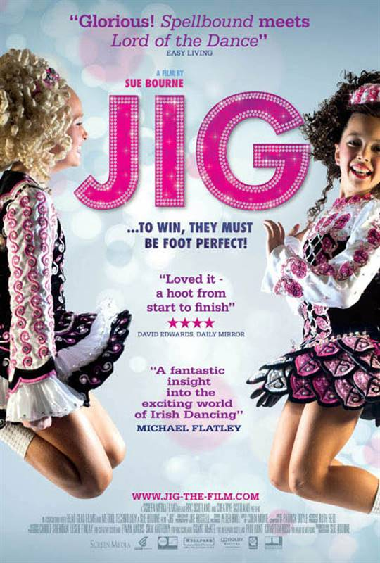 JIG Large Poster