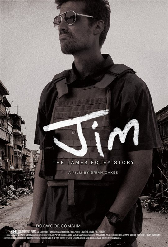 Jim: The James Foley Story Large Poster
