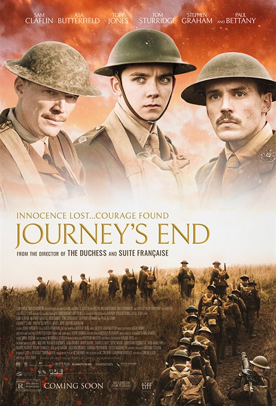 Journey's End Large Poster