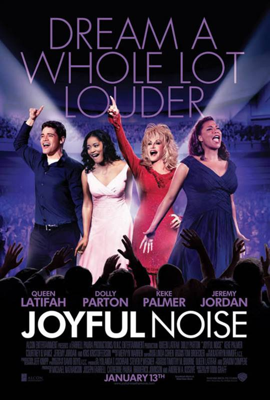 Joyful Noise Large Poster
