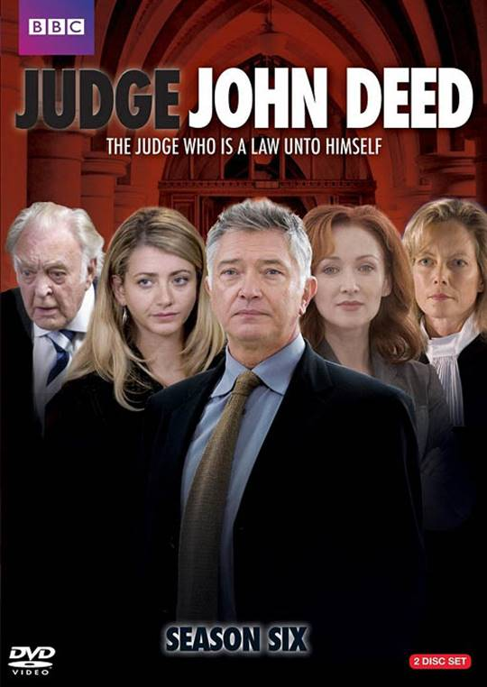 Judge John Deed: Season Six Large Poster