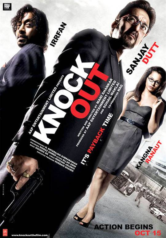 Knock Out Large Poster