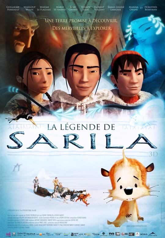 La légende de Sarila 3D Large Poster