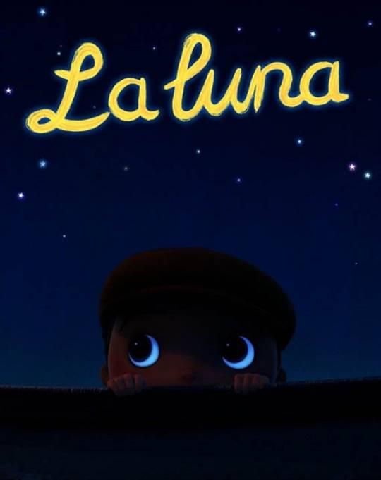 La Luna  Large Poster