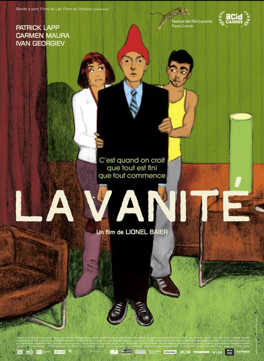 La vanité Large Poster