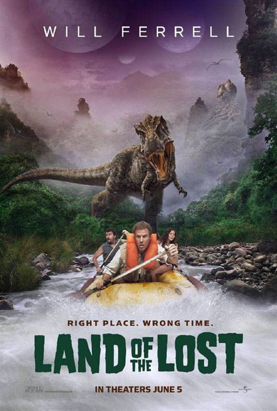 Land of the Lost Large Poster