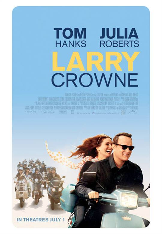 Larry Crowne Large Poster