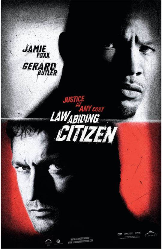 Law Abiding Citizen Large Poster