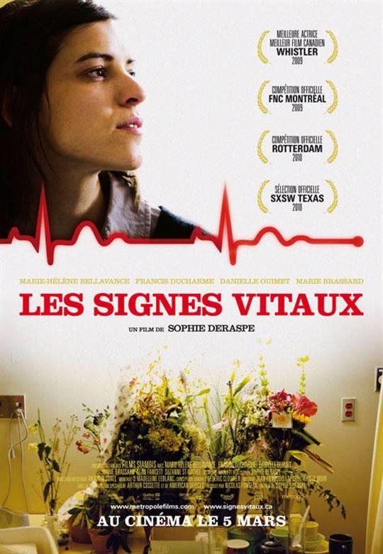 Les signes vitaux Large Poster