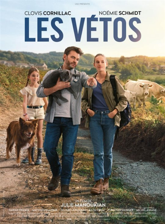 Les vétos Large Poster