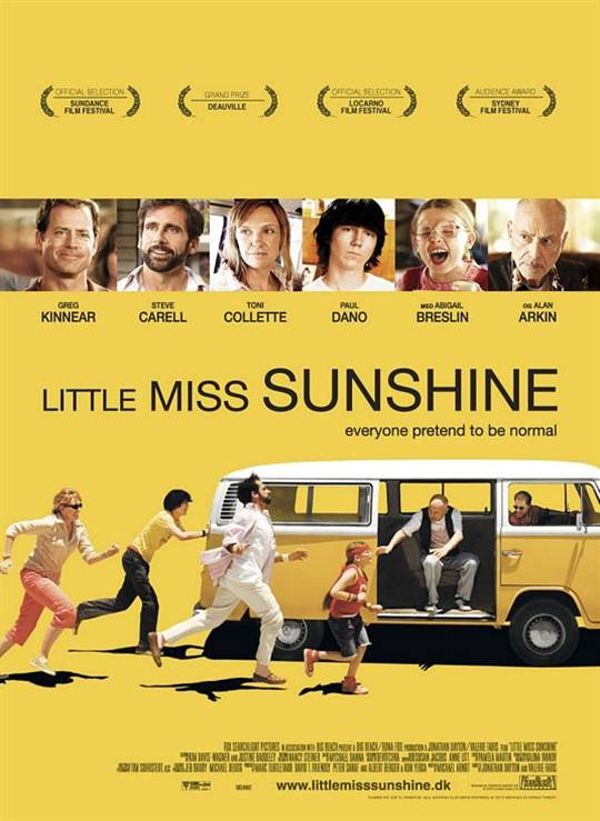 Little Miss Sunshine Large Poster