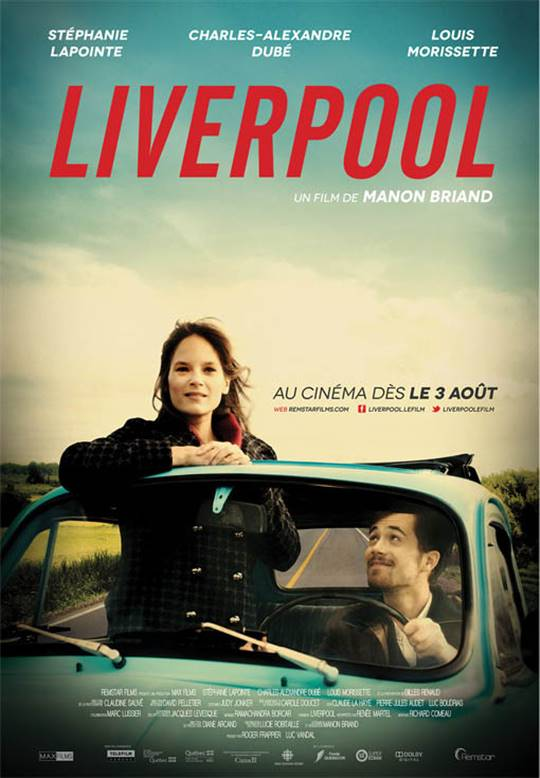 Liverpool Large Poster