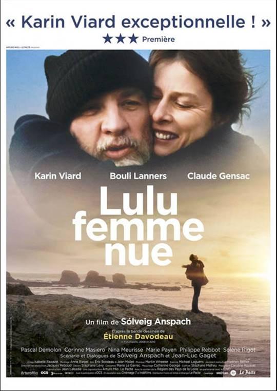 Lulu femme nue Large Poster