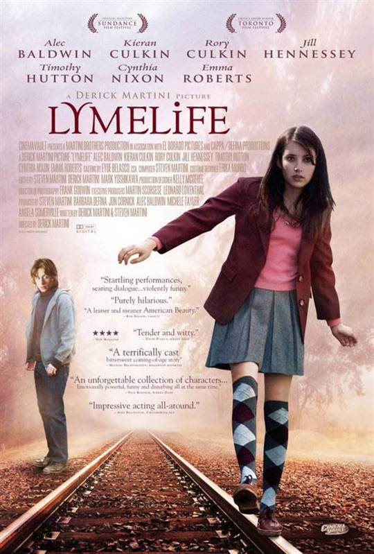 Lymelife Large Poster