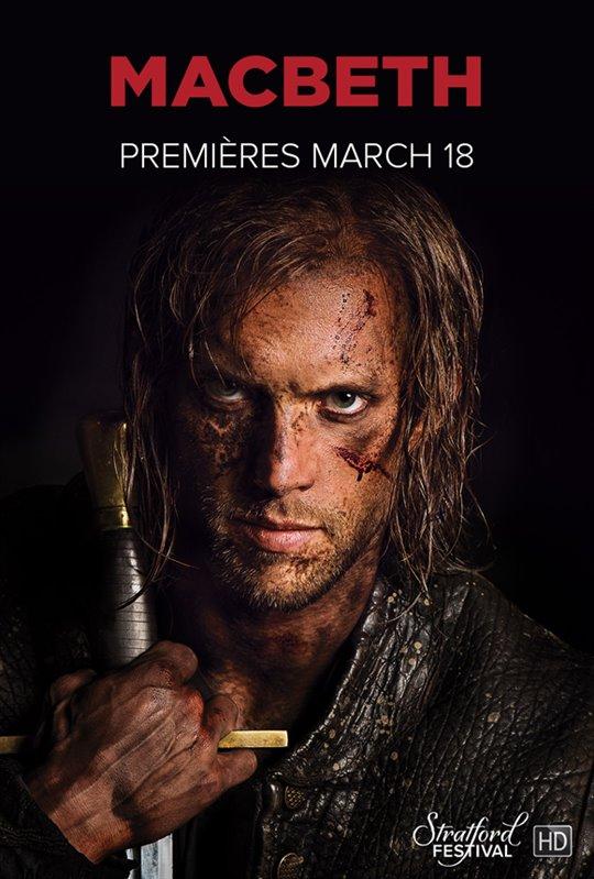 Macbeth - Stratford Festival HD Large Poster