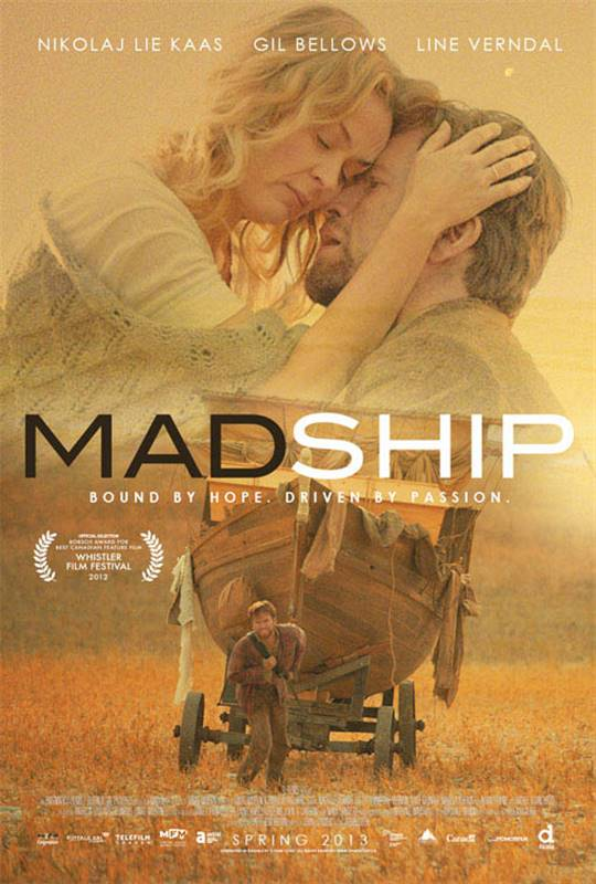 Mad Ship Large Poster