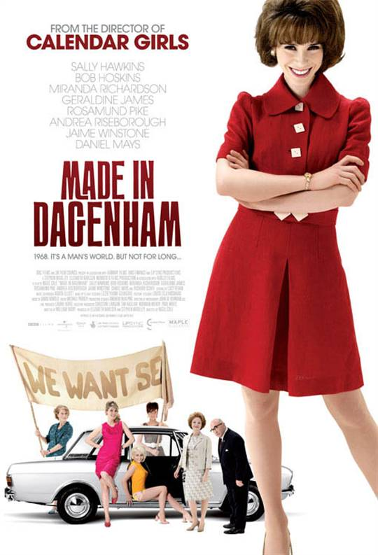 Made in Dagenham Large Poster