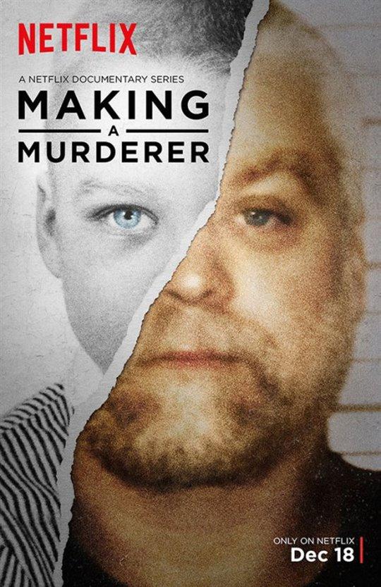 Making a Murderer (Netflix) Large Poster