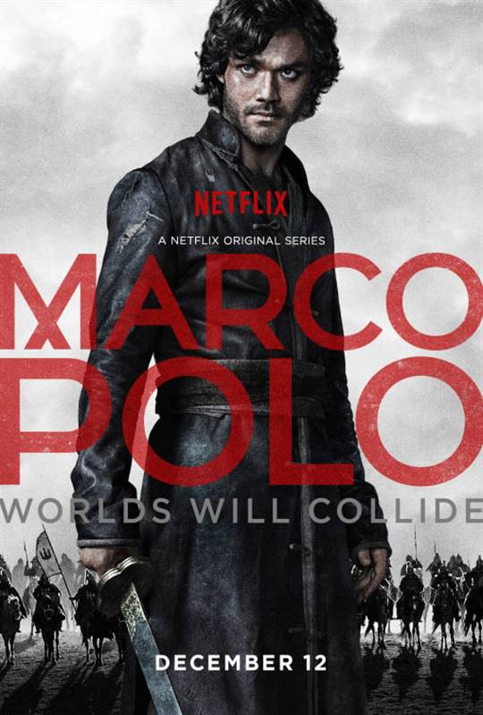 Marco Polo (Netflix) Large Poster