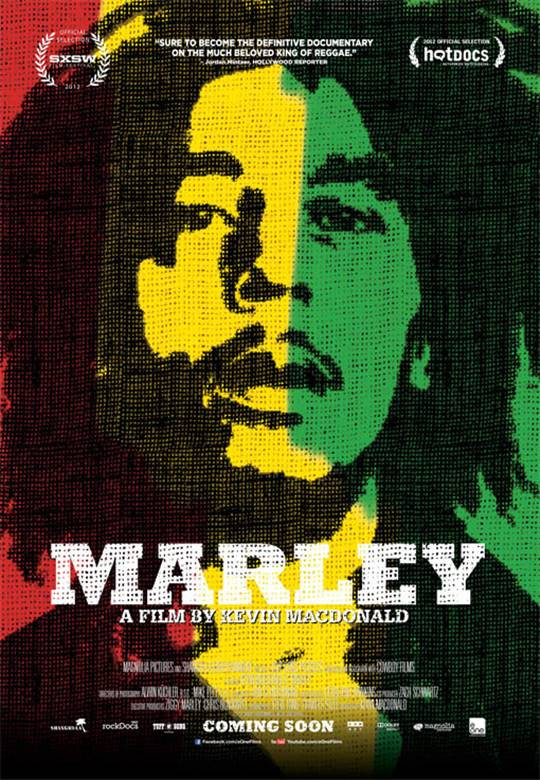 Marley Large Poster