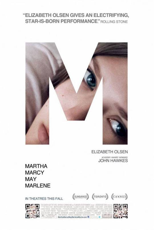 Martha Marcy May Marlene Large Poster