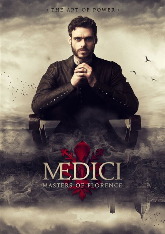 Medici: Masters of Florence (Netflix) Large Poster