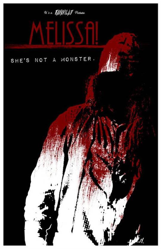 Melissa! Large Poster