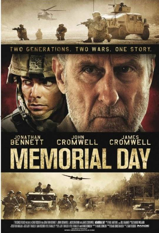 Memorial Day Large Poster
