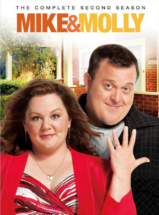 Mike & Molly: The Complete Second Season Large Poster