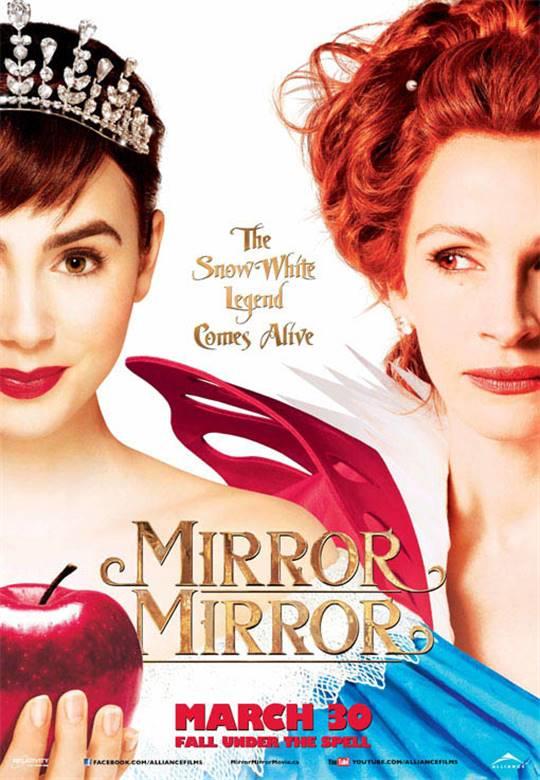 Mirror Mirror Large Poster
