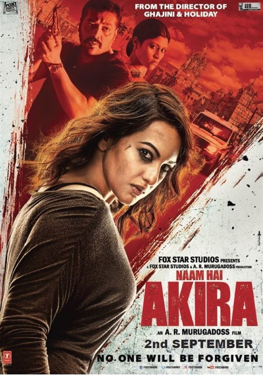 Naam Hai Akira Large Poster