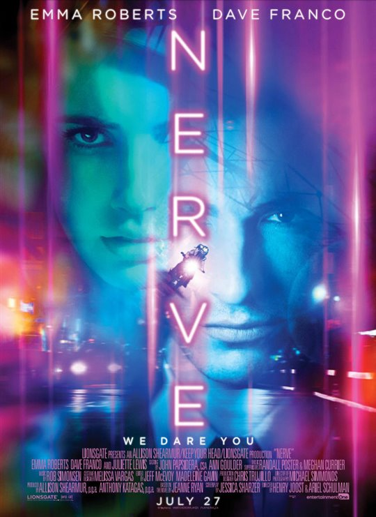 Nerve Large Poster