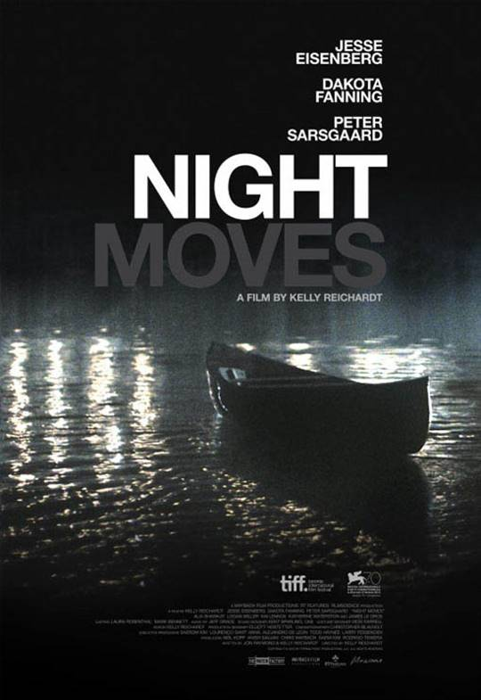 Night Moves Large Poster