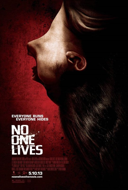 No One Lives Large Poster