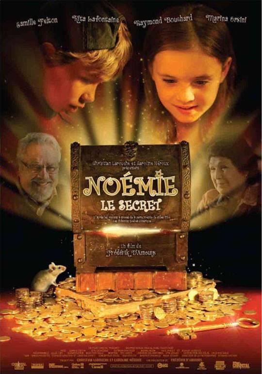 Noémie : The Secret Large Poster
