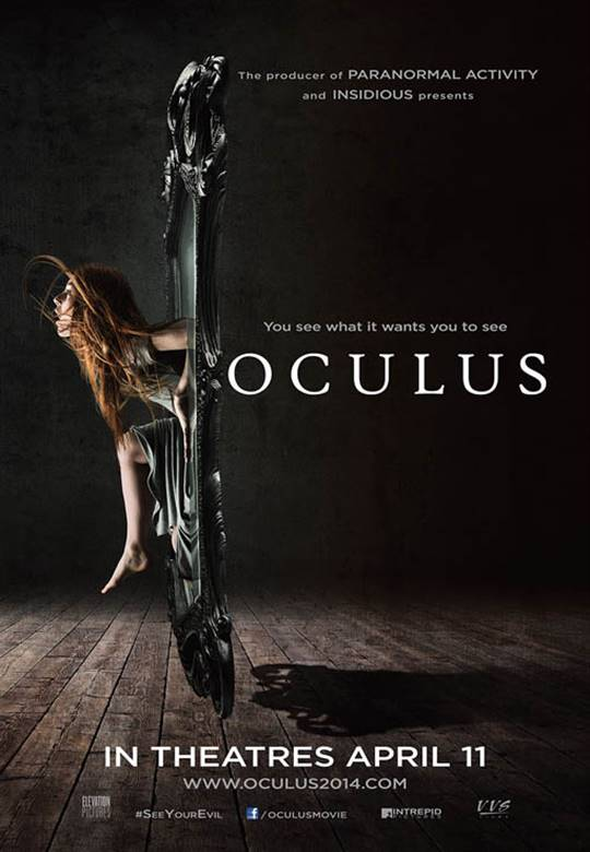 Oculus Large Poster