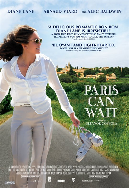 Paris Can Wait Large Poster