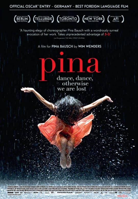 Pina Large Poster