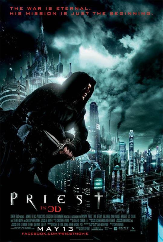 Priest Large Poster