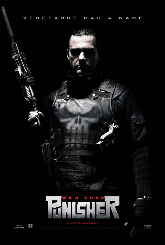 Punisher: War Zone Large Poster