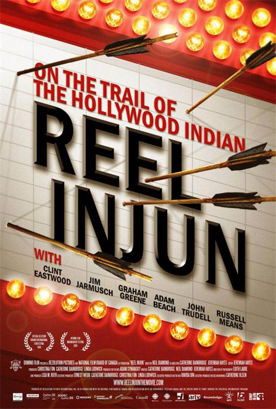 Reel Injun Large Poster
