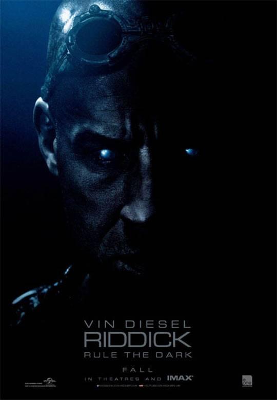 Riddick Large Poster