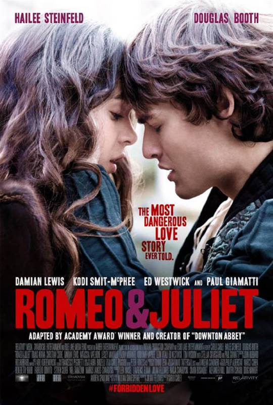 Romeo & Juliet Large Poster