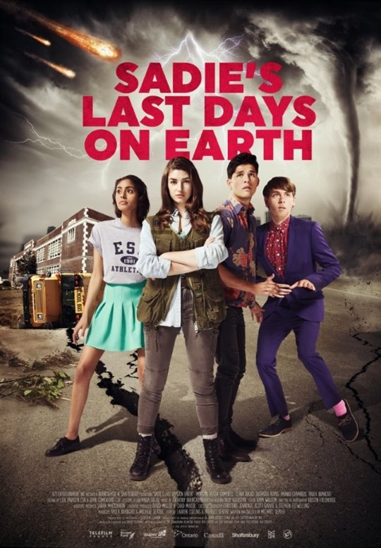 Sadie's Last Days on Earth Large Poster