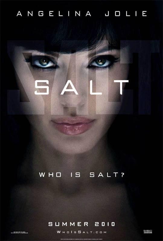 Salt Large Poster